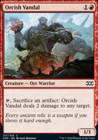 Orcish Vandal -