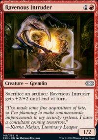 Ravenous Intruder -