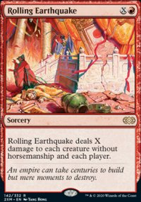 Rolling Earthquake -