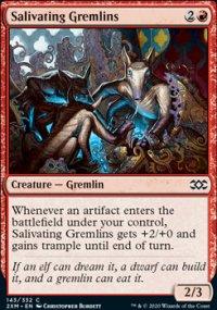 Salivating Gremlins -