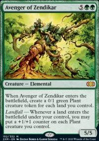 Avenger of Zendikar -