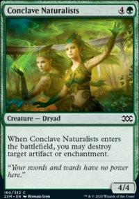 Conclave Naturalists -