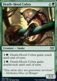 Death-Hood Cobra -