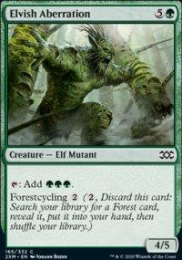 Elvish Aberration -