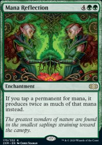 Mana Reflection - Double Masters