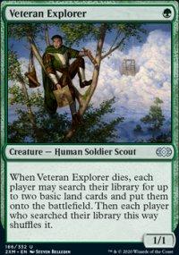 Veteran Explorer -