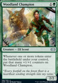 Woodland Champion -