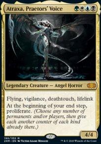 Atraxa, Praetors' Voice -