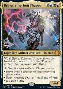 Breya, Etherium Shaper -