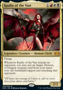 Kaalia of the Vast 1 - Double Masters
