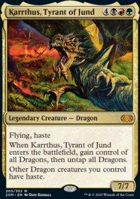 Karrthus, Tyrant of Jund -