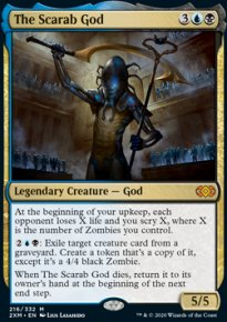 The Scarab God -
