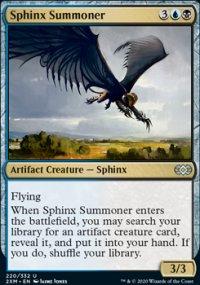Sphinx Summoner -