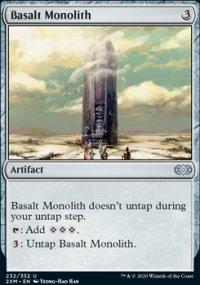 Basalt Monolith -