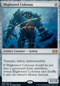 Blightsteel Colossus -
