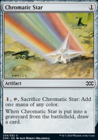 Chromatic Star -