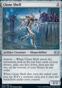 Clone Shell - Double Masters