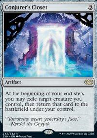 Conjurer's Closet -