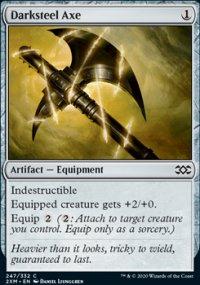 Darksteel Axe -