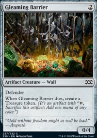 Gleaming Barrier -