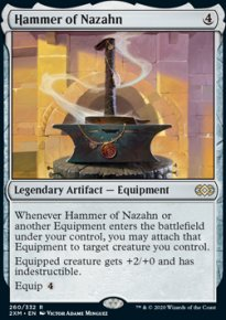 Hammer of Nazahn -