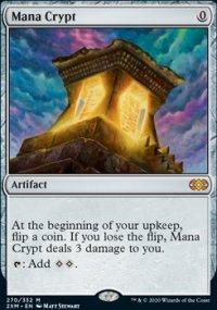 Mana Crypt 1 - Double Masters