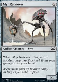 Myr Retriever -
