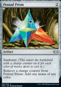 Pentad Prism -