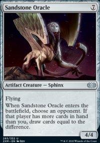 Sandstone Oracle -
