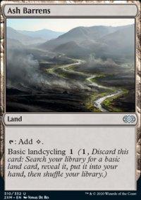 Ash Barrens -