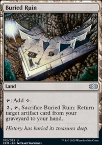 Buried Ruin -