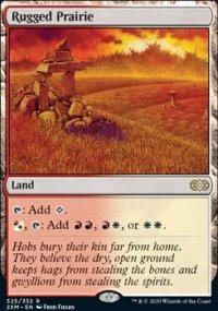 Rugged Prairie -