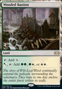 Wooded Bastion -