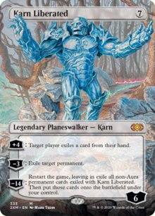 Karn Liberated 2 - Double Masters