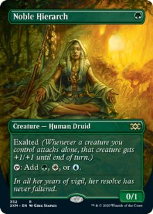 Noble Hierarch 2 - Double Masters