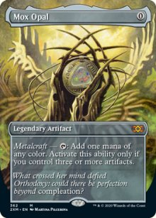 Mox Opal 2 - Double Masters