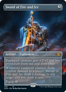 Sword of Fire and Ice -