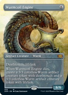 Wurmcoil Engine 2 - Double Masters