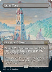 Urza's Tower 2 - Double Masters