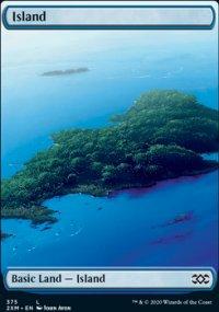 Island 1 - Double Masters