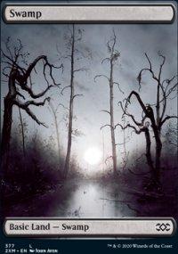 Swamp 1 - Double Masters