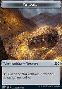 Treasure - Double Masters