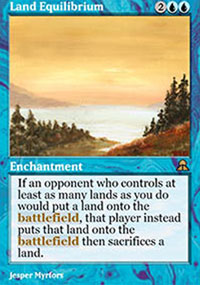 Land Equilibrium - Masters Edition III