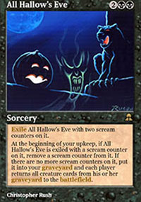 All Hallow's Eve - Masters Edition III