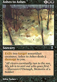 Ashes to Ashes - Masters Edition III