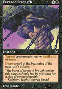 Fevered Strength - Masters Edition III