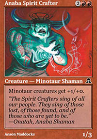 Anaba Spirit Crafter - Masters Edition III