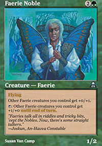 Faerie Noble - Masters Edition III