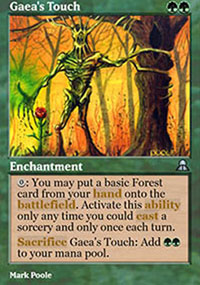 Gaea's Touch - Masters Edition III