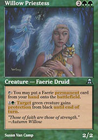 Willow Priestess - Masters Edition III